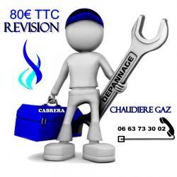 Révision ou contrat 80€ TTC